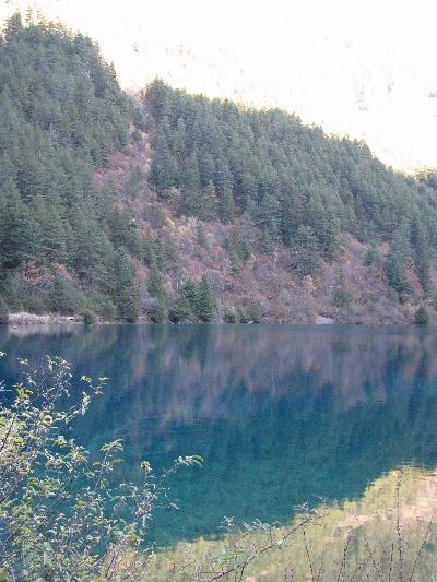 有山有水!Mountain Lake
