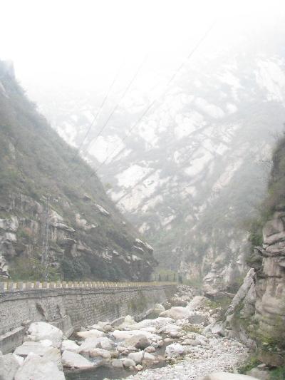 华山 Hua Shan
